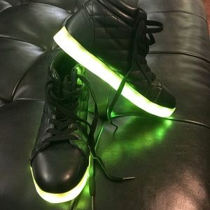 Other - Light up sneakers
